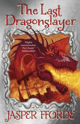 The Last Dragonslayer Cover Image