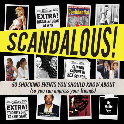 Scandalous! Cover