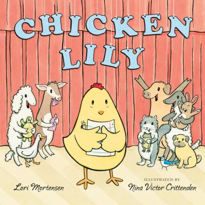 Cover for Chicken Lily