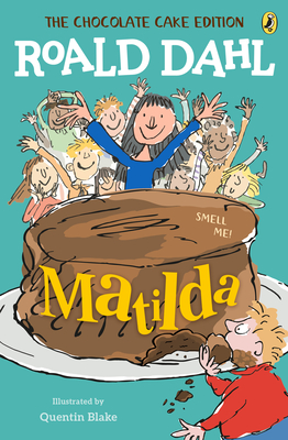 Matilda: The Chocolate Cake Edition Cover Image