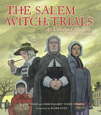 The Salem Witch Trials Cover