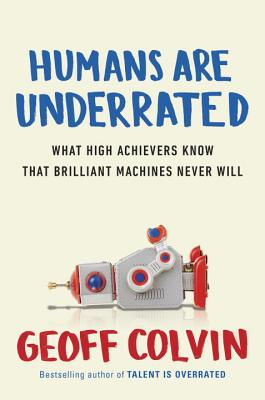 Humans Are Underrated Cover