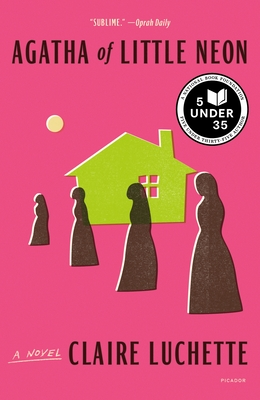 Agatha of Little Neon: A Novel Cover Image
