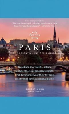 Cover for City Secrets Paris