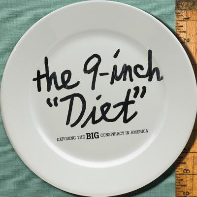 The 9-Inch Diet Cover
