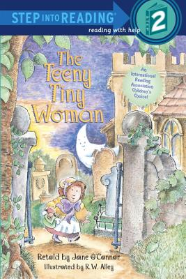 The Teeny Tiny Woman (Step into Reading) Cover Image