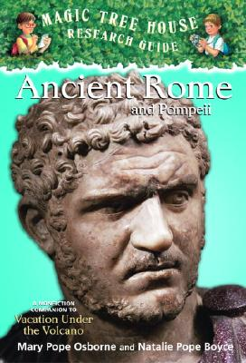 Ancient Rome and Pompeii Cover