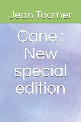 Cane: New special edition Cover Image