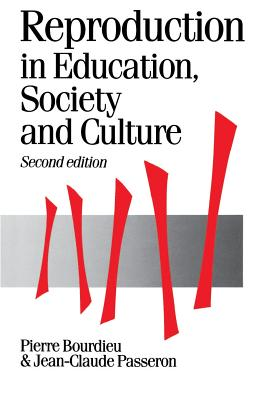 Cover for Reproduction in Education, Society and Culture (Published in Association with Theory)