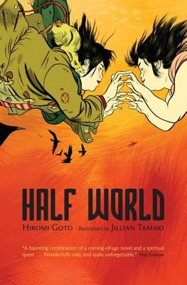 Half World Cover