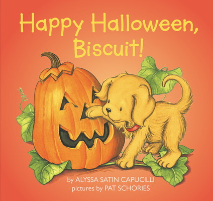 Happy Halloween, Biscuit! Cover Image