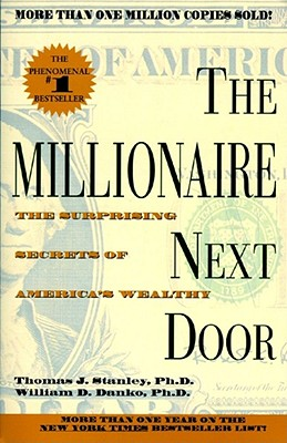 The Millionaire Next Door Cover