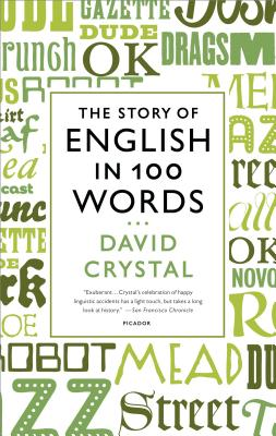 The Story of English in 100 Words Cover