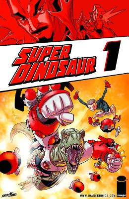 Super Dinosaur Volume 1 cover image