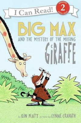 Big Max and the Mystery of the Missing Giraffe (I Can Read Level 2) Cover Image