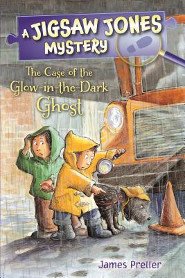 Jigsaw Jones: The Case of the Glow-In-The-Dark Ghost Cover Image