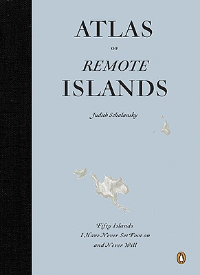 Atlas of Remote Islands Cover