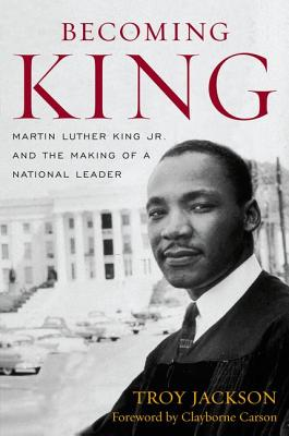 Cover for Becoming King
