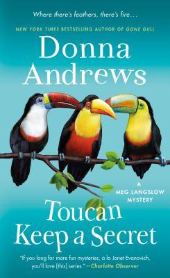 Toucan Keep a Secret: A Meg Langslow Mystery (Meg Langslow Mysteries #23) Cover Image
