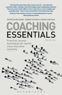 Coaching Essentials: Practical, Proven Techniques for World-class Executive Coaching Cover Image