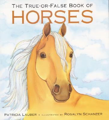 True-or-False Book of Horses Cover Image