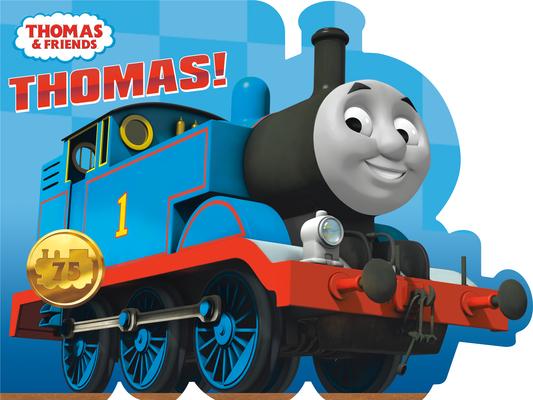 Thomas! (Thomas & Friends) Cover Image