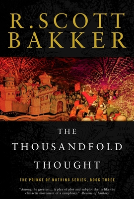 The Thousandfold Thought Cover