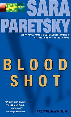 Blood Shot: A V. I. Warshawski Novel Cover Image