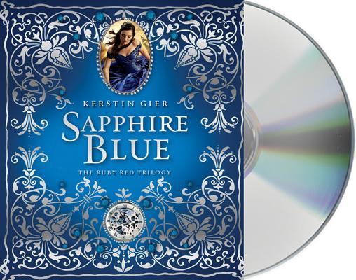 Sapphire Blue Cover