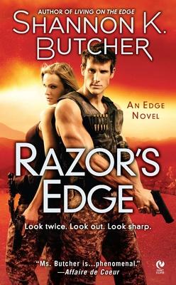 Razor's Edge Cover