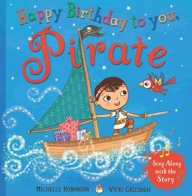 Happy Birthday to You, Pirate Cover Image