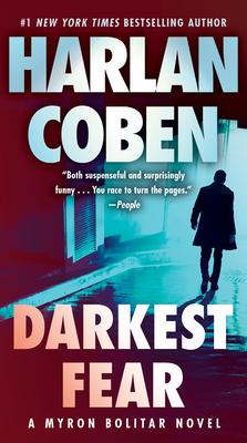 Darkest Fear: A Myron Bolitar Novel Cover Image