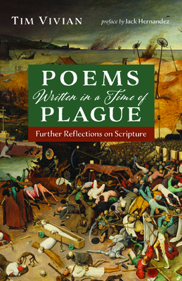 Poems Written in a Time of Plague Cover Image