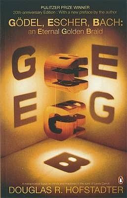 Cover for Gdel, Escher, Bach