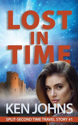 Lost In Time: Split-Second Time Travel Story #1 Cover Image