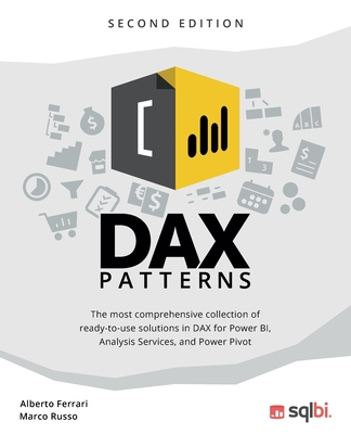 DAX Patterns: Second Edition Cover Image