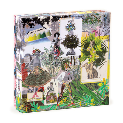 Christian Lacroix Heritage Collection Fashion Season Double-Sided 500 Piece Jigsaw Puzzle Cover Image