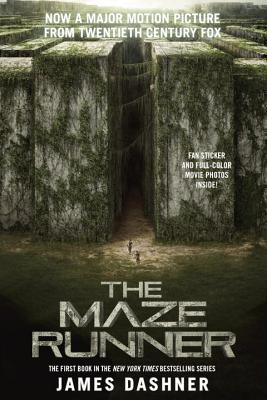 The Maze Runner Movie Tie-In Edition (Maze Runner, Book One) (Paperback) James Dashner
