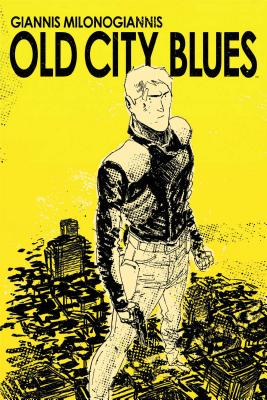 Old City Blues, Volume 01 Cover