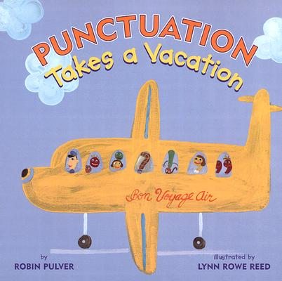 Punctuation Takes a Vacation Cover