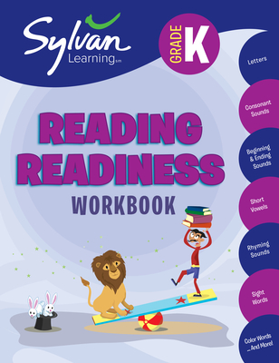 Kindergarten Reading Readiness Cover