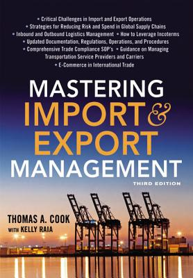 Cover for Mastering Import and Export Management
