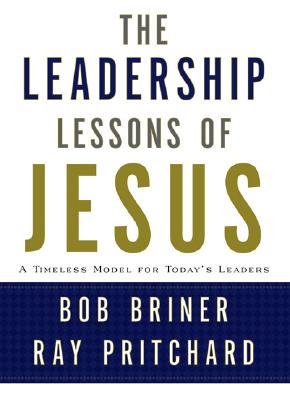 The Leadership Lessons of Jesus Cover