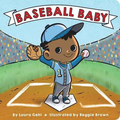 Baseball Baby Cover Image