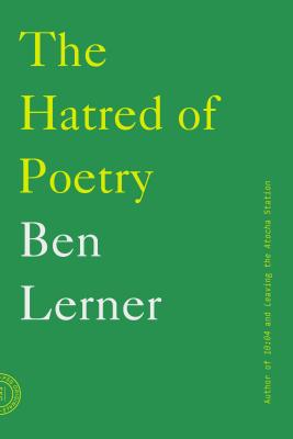 The Hatred of Poetry Cover Image