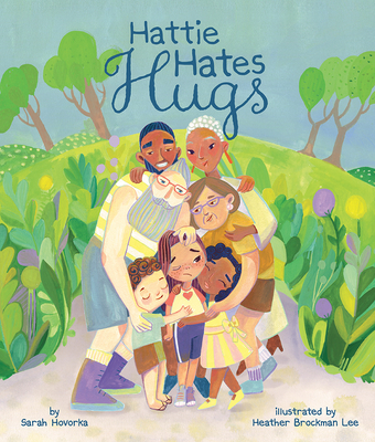 Cover for Hattie Hates Hugs