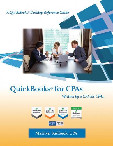 QuickBooks for CPAs Cover Image