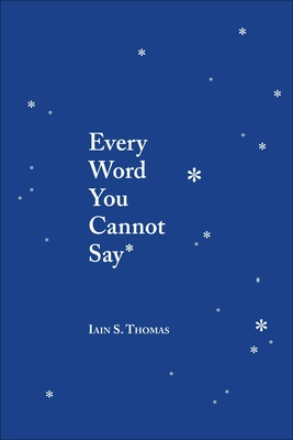 Every Word You Cannot Say Cover Image
