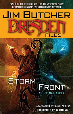 Storm Front: Volume 2 cover image