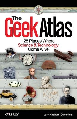 The Geek Atlas Cover